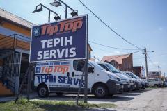 Tip Top tepih servis 9830